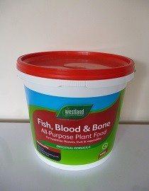 10kg Blood, Fish & Bonemeal Fertiliser