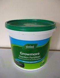 10kg General Purpose Fertiliser, Growmore Fertiliser
