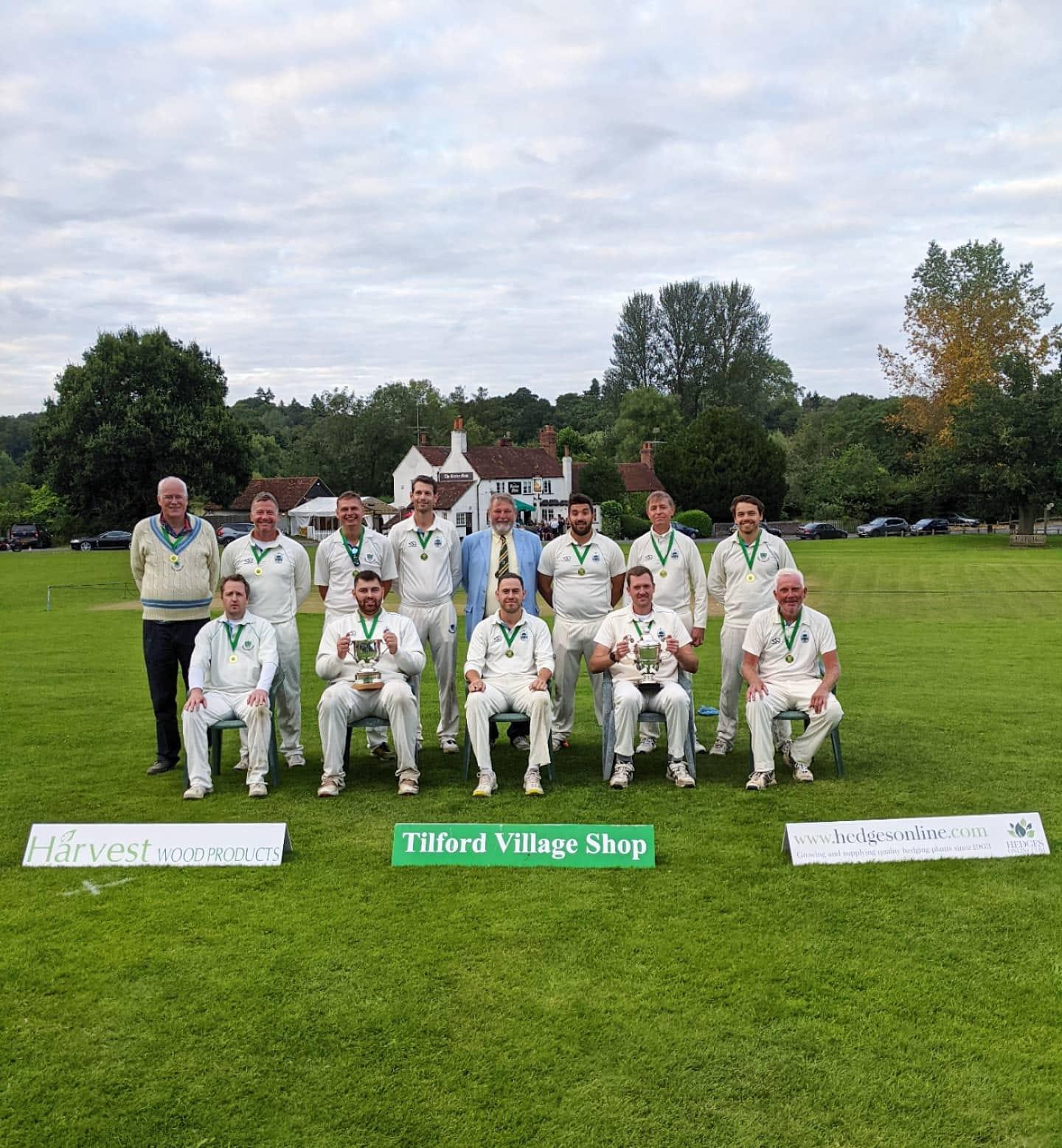 Proud Sponsors of Tilford Cricket Club